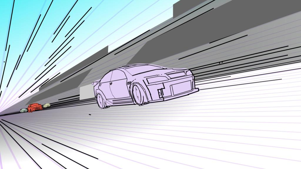 JUSTICE LEAGUE ACTION- ep 30 'Best Day Ever' Animatic & SFX